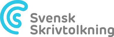 Svensk Skrivtolkning Logotyp