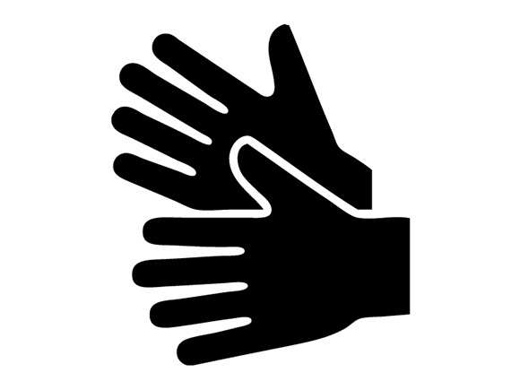 Teckenspråk logo